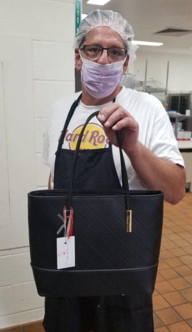 June 24, 2020 Lady's Handbag